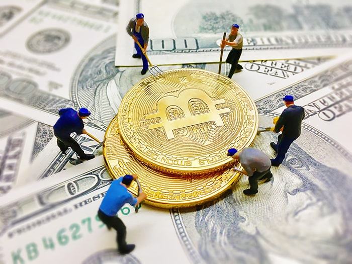 Investment funds and cryptocurrencies