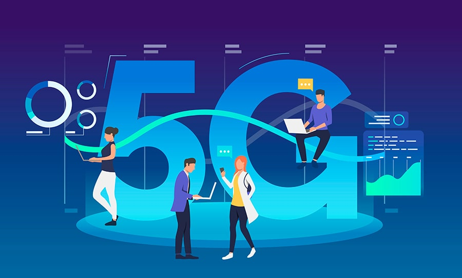 Companies to invest in 5G Technology